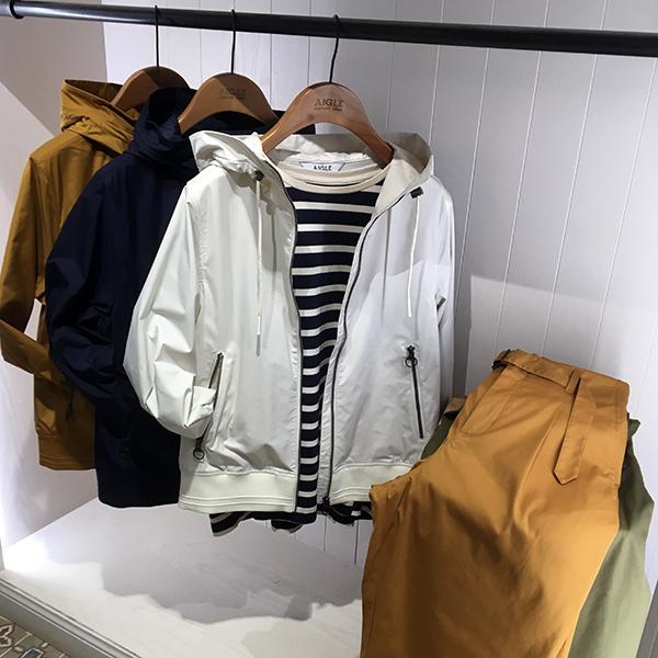 AIGLE MOKO 專門店 - FW 21女裝秋季指南