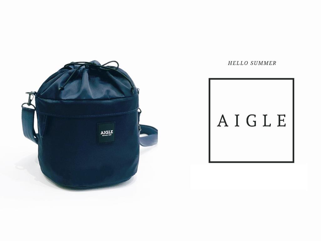 AIGLE IFC 專門店為你推介適合夏季的袋款