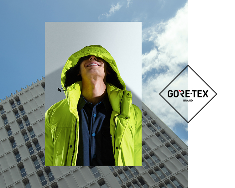 AIGLE x GORE-TEX FALL WINTER NEW COLLECTION