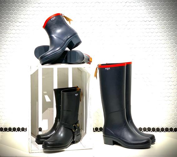 AIGLE K11專門店 ***購買橡膠水鞋小貼士***