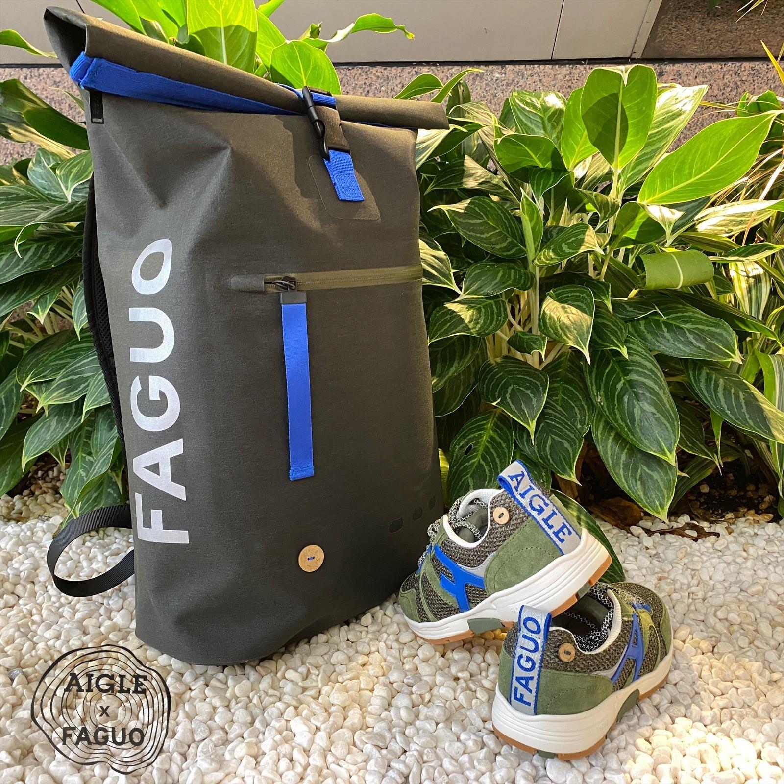 AIGLE時代廣場專門店 《AIGLE×FAGUO》環保聯乘系列及購物優惠