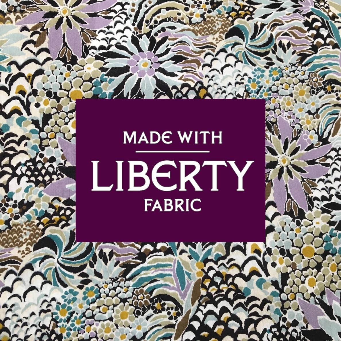 AIGLE YOHO專門店為你推介全新Liberty花卉圖案單品