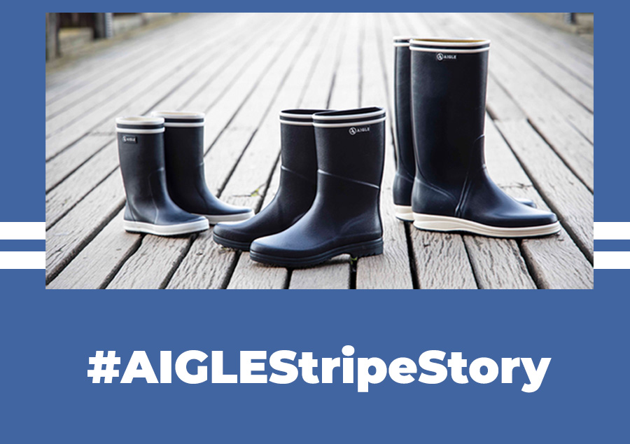 French Apparel Label AIGLE Presents Latest Boot Collection