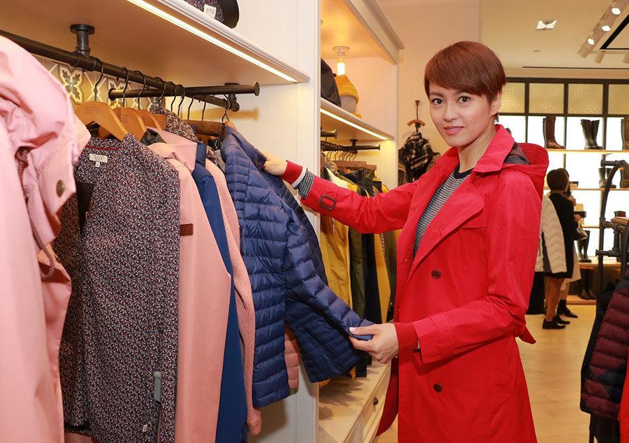 AIGLE opens all-new Concept Store at IFC MALL!