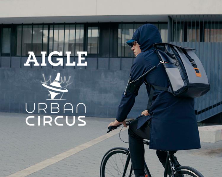 AIGLE x Urban Circus Capsule Collection