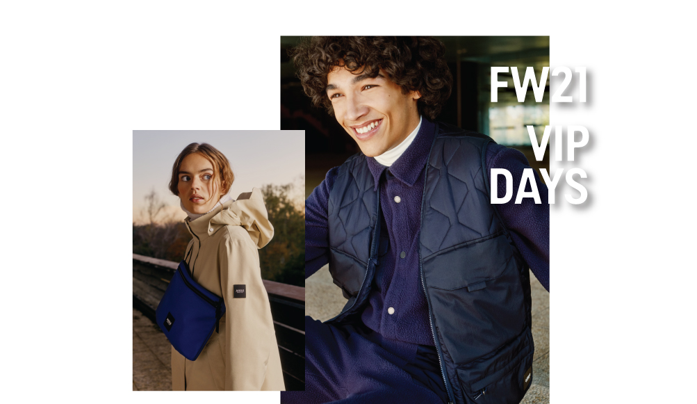 【MEMBERS ONLY】 #AIGLE - FW21 VIP DAYS Limited Time Offer