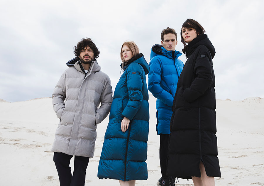 French Apparel AIGLE Presents WINTERPROOF series