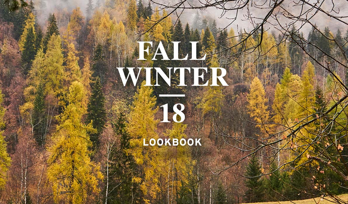 FW18 LOOKBOOK