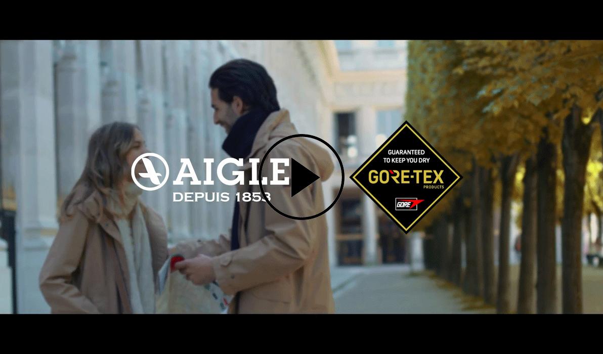 Aigle X Gore-Tex 2018